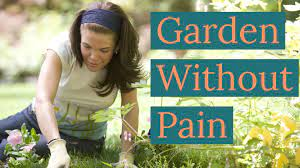 Prevent Low Back Pain with Gardening